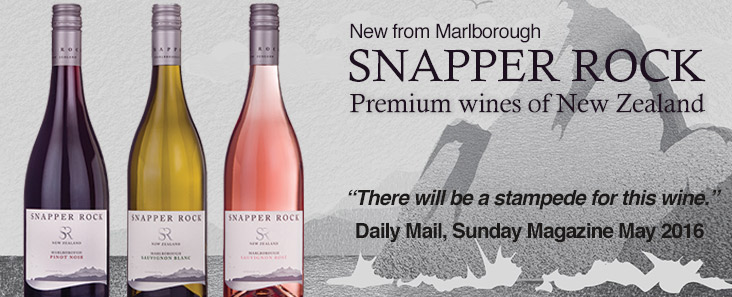 Snapper Rock Wines, Marlborough, New Zealand