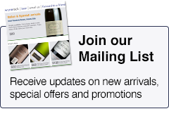 Sign up to the Wine Rack Newsletter