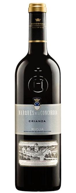 Marques de la Concordia Crianza, Rioja, Spain