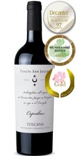 San Jacopo, Caprilius Toscana 2015, Organic