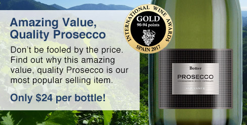 Great Value, Quality Prosecco